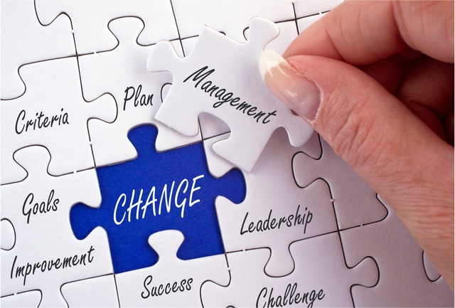 Change Management - People and Processes